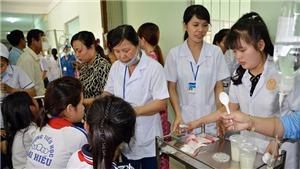 Vụ ngộ độc sữa ở Hậu Giang: Gần 500 học sinh đã xuất viện