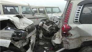 Năm 2017, mỗi ngày có 23 người chết vì tai nạn giao thông