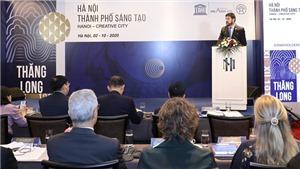 Tham vấn về sáng kiến: Hà Nội - Thủ đô sáng tạo