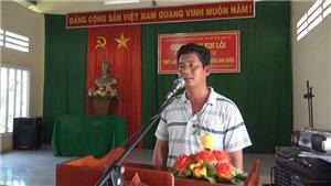 VIDEO: Tòa án xin lỗi công khai thuyền trưởng Đặng Ngọc Thanh bị giam oan 7 tháng