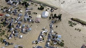 Chính phủ Nhật Bản lập nhóm đặc trách xử lý hậu quả của siêu bão Hagibis