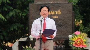 Thứ trưởng Vương Duy Biên mở triển lãm tương tác giữa múa rối với mỹ thuật
