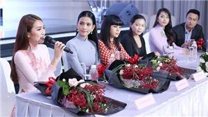 Trương Thị May, Tường Linh, Thùy Trang làm đại sứ Quỹ vì trẻ em