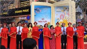 TP.HCM khai mạc Lễ hội Đường sách Tết Mậu Tuất 2018