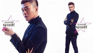 Nam Trung chính thức trở lại 'Vietnam's Next Top Model 2017'