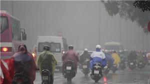 Thời tiết 30/12: Không khí lạnh tăng cường, Bắc Bộ mưa rét
