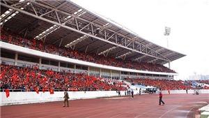 Hàng nghìn CĐV đổ về SVĐ Mỹ Đình khuấy động trước giờ G - Chung kết U23 châu Á
