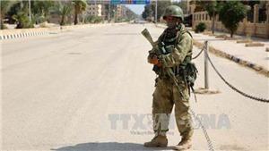 Nga chặn đứng vụ tấn công căn cứ không quân ở Syria