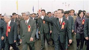 Những hình ảnh về nguyên Thủ tướng Chính phủ Phan Văn Khải