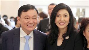 VIDEO: Anh em cựu Thủ tướng Thái Lan đang lưu vong cùng dự tiệc ở Tokyo