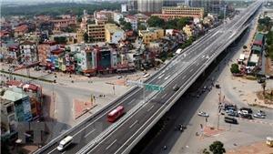 Hà Nội khởi công dự án đường trên cao Ngã Tư Sở - cầu Vĩnh Tuy