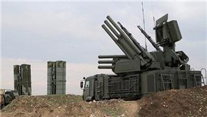 Quân đội Nga bắn hạ máy bay không người lái tại căn cứ ở Syria