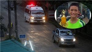 Mongkhon Bunpiem - Cầu thủ 14 tuổi đầu tiên được cứu khỏi hang Tham Luang