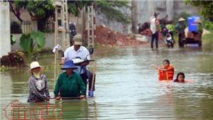 Mưa lớn kéo dài đến đầu tháng 8, đề phòng sạt lở đất nhiều nơi