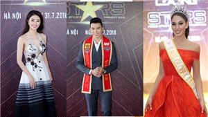 Dàn hoa hậu, người đẹp đọ sắc tại thảm đỏ 'Ngôi sao danh vọng'