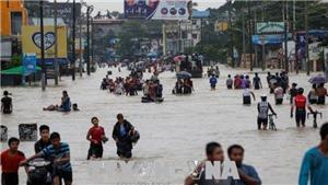 150.000 người ở Myanmar sơ tán do lũ lụt và nguy cơ vỡ đê