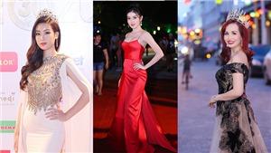 Ngắm dàn hoa hậu khoe sắc trên thảm đỏ Gala 30 năm Hoa hậu Việt Nam