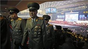 Triều Tiên diễu binh kỷ niệm 70 năm Quốc khánh: Không trình diễn tên lửa liên lục địa