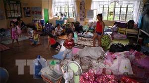Philippines: Số người thiệt mạng do bão Mangkhut tăng mạnh