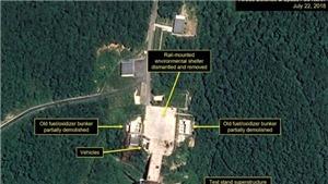 Ngoại trưởng Mỹ tới Bình Nhưỡng thảo luận về vấn đề phi hạt nhân hóa Bán đảo Triều Tiên