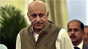 Quốc vụ khanh Bộ Ngoại giao Ấn Độ từ chức do vướng vào bê bối #Metoo