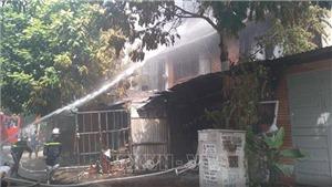 Hà Nội: Đã tìm thấy thi thể nạn nhân trong vụ cháy tại khu đô thị Trung Văn