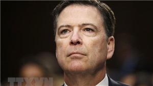 Ủy ban Hạ viện Mỹ công bố lời khai của cựu Giám đốc FBI
