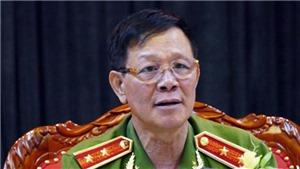 VIDEO: Khởi tố, bắt tạm giam nguyên Trung tướng Phan Văn Vĩnh