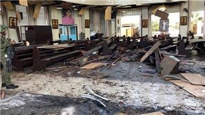 Số nạn nhân thương vong trong hai vụ đánh bom ở Philippines tăng lên gần 80 người
