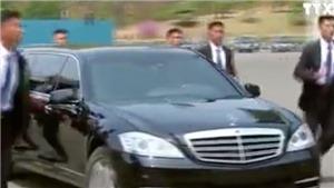 S600 Pullman Guard Cỗ máy bọc thép của Chủ tịch Triều Tiên Kim Jong-Un