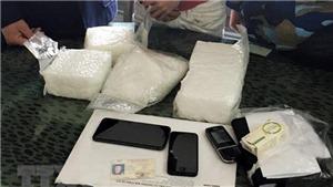 Khởi tố vụ án hình sự liên quan đến việc thu giữ 700 kg ma túy đá
