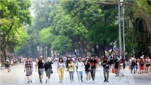 Hà Nội: Đón trên 440 nghìn lượt khách du lịch dịp nghỉ lễ 30/4 và 1/5
