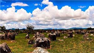 Cánh đồng Chum Xiêng Khoảng của Lào được UNESCO công nhận là di sản thế giới