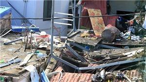 Hải Phòng: Điều tra vụ nổ tại nhà dân làm một phụ nữ thiệt mạng