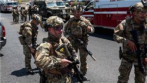 Vụ xả súng mới nhất ở Mỹ: 10 người thiệt mạng, ít nhất 16 người bị thương