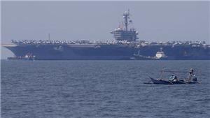 Tập trận hải quân chung ASEAN-Mỹ sẽ diễn ra đầu tháng tới