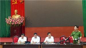 Hà Nội công bố nguyên nhân vụ cháy tại Công ty Cổ phần Bóng đèn phích nước Rạng Đông