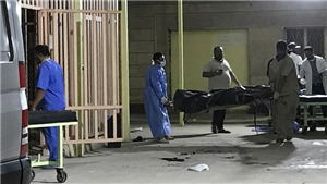 IS nhận là thủ phạm vụ đánh bom xe buýt tại Iraq khiến 12 người thiệt mạng