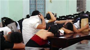 Kiểm tra quán bar ở Đồng Nai, phát hiện 145 đối tượng dương tính với ma tuý