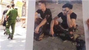 Hoàn tất cáo trạng truy tố hai đối tượng sát hại nam sinh chạy xe Grap