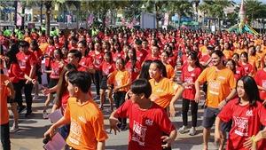 Hơn 1.000 bạn trẻ Đà Nẵng tham gia hoạt động 'Nhảy vì sự tử tế' năm 2019