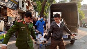 Khẩn trương điều tra vụ nổ nghi do súng tự chế tại ngõ Phan Huy Chú, Hà Nội