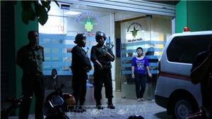 Đồng Nai: Tạm giữ 14 đối tượng gây rối tại bệnh viện