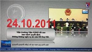 Video: Kháng nghị giám đốc thẩm – Cơ hội cho tử tù Hồ Duy Hải?