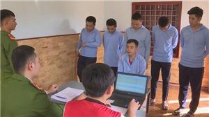 Đắk Lắk: Tạm giữ 6 đối tượng cá độ bóng đá qua mạng Internet