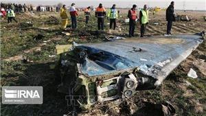 Vụ máy bay chở khách của Ukraine rơi tại Iran: EASA khuyến cáo các hãng hàng không châu Âu tránh không phận Iran