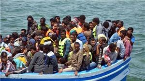 Vấn đề người di cư: Chìm thuyền ngoài khơi Thổ Nhĩ Kỳ, 11 người thiệt mạng