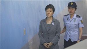 Hàn Quốc xét xử lại cựu Tổng thống Park Geun-hye