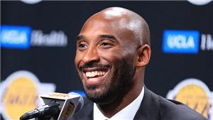 Huyền thoại bóng rổ Mỹ Kobe Bryant và con gái chết trong tai nạn trực thăng