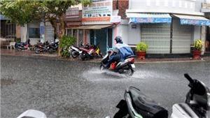 Đêm 24/11, vùng biển từ Bình Thuận đến Cà Mau có mưa rào và dông